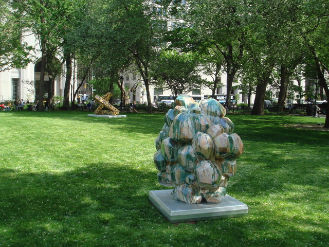 , 'Temperate,' 2006, Madison Square Park