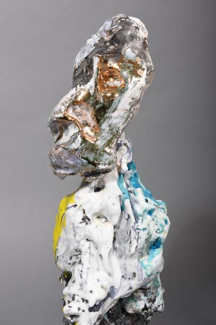 , 'Rumians 27,' 2016, Galerie Metzger