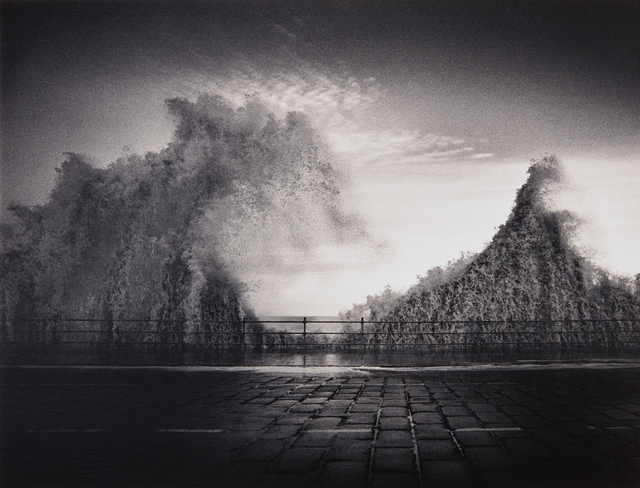 Michael Kenna, 'Wave, Scarborough, Yorkshire, England', 1981-printed 1991, Phillips