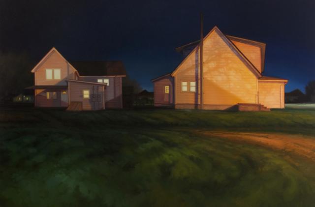 , 'Balkan Avenue,' 2019, Talley Dunn Gallery