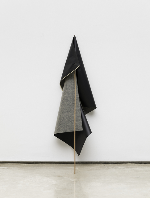 , 'Ele queria ser bandeira,' 2018, Galeria Raquel Arnaud
