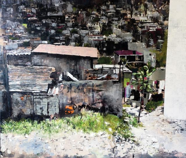 , 'Ciudad límite,' 2019, Galería Casa Lamm