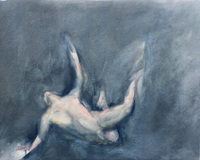 , 'La Chute (The Fall),' 2015, Galerie Ariane C-Y