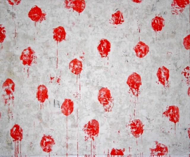 Nicole Charbonnet, 'Orchard (Erased Heilmann)', 2010, Winston Wächter Fine Art