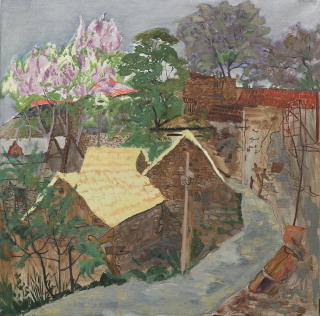 , 'Ezhuang Cottage,' 2014, Gallery LVS