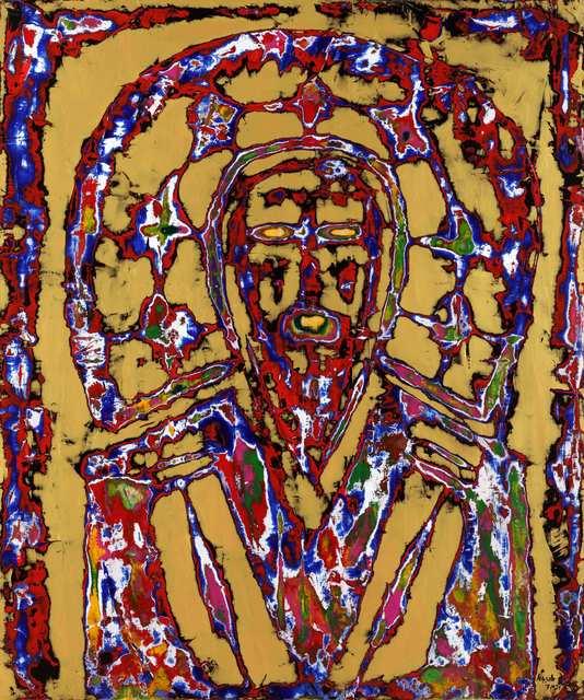 , 'Divine intuition - guardian angel,' 2017, SM Art