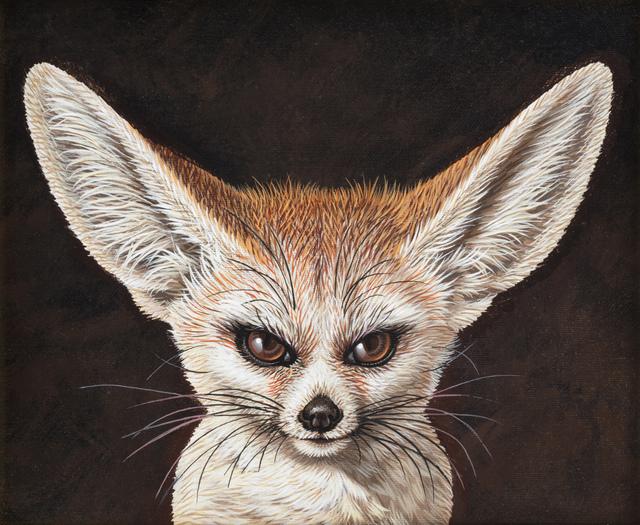 , 'Fox,' ca. 2012, Brun Fine Art