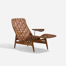 Rare chaise lounge