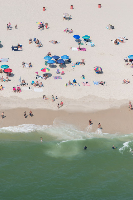 , 'Over the Jersey Shore #398-7932,' Not Available, Susan Spiritus Gallery
