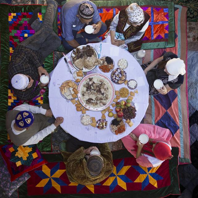 , 'A Feast ,' 2016, Andakulova Gallery