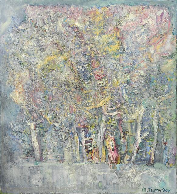 Mikhail Turovsky, 'Blooming Trees', 1998, Vail International Gallery