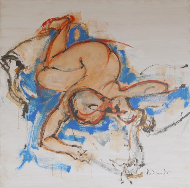 Alain Bonnefoit, 'Samy,' 2014, Galleria Ca' d'Oro