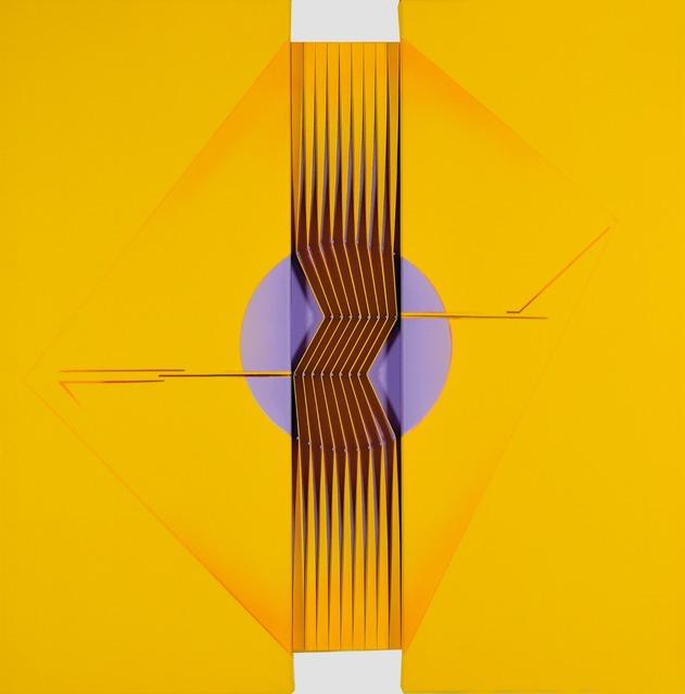 , 'Con-centro,' 2008, Piero Atchugarry Gallery