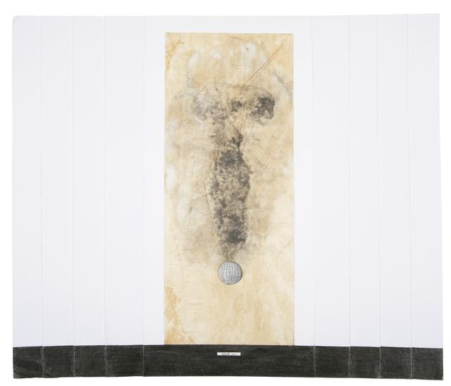 , 'Fuego,' 2013, Galería Sextante