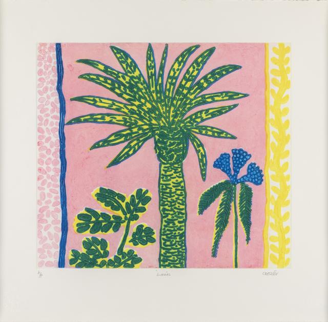 , 'Larios,' 2010, Flowers
