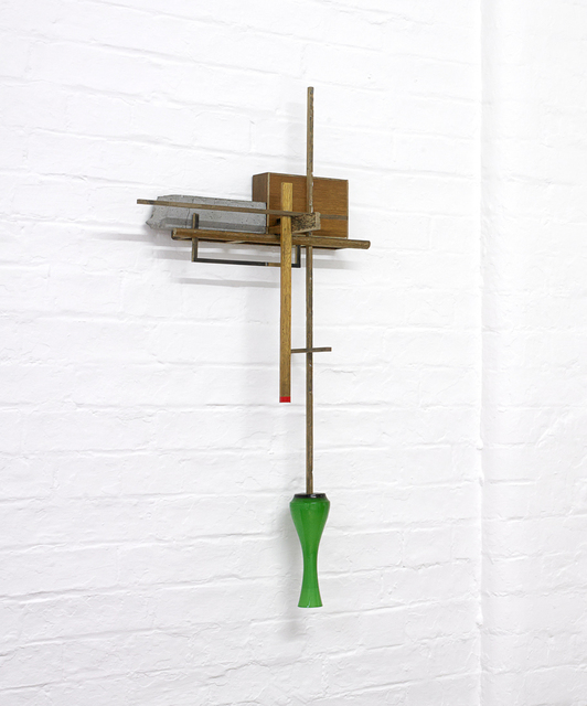 , 'Spitzweg II,' 2015, Rokeby Gallery