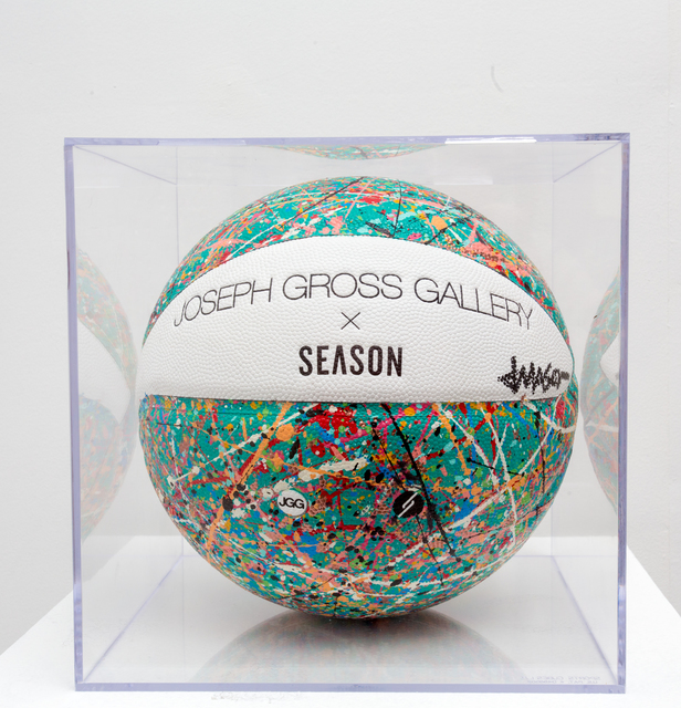 , 'Custom Basketball,' 2018, Joseph Gross Gallery