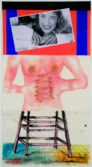 Chris Dorland, Judy Hudson, and Eva Struble, 'Exquisite Corpse 111,' ca. 2011, Mana Contemporary