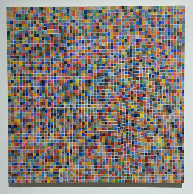, 'Quasi-grid #17,' 2010, Elizabeth Harris Gallery