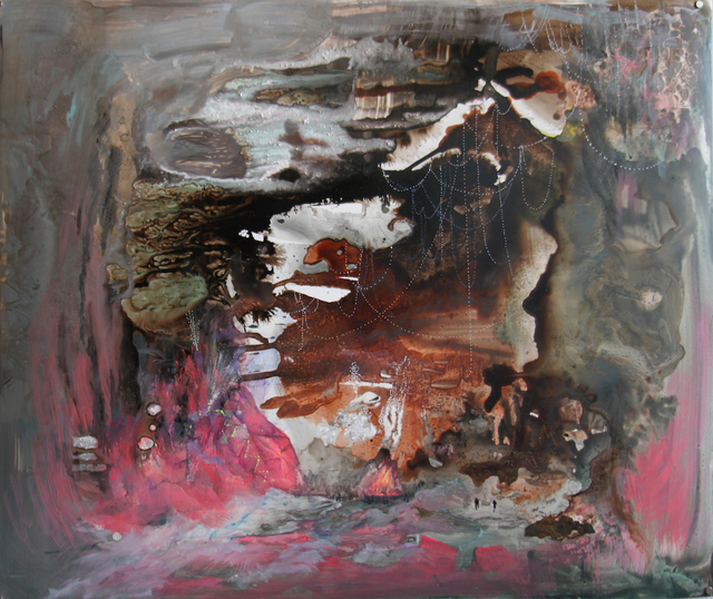 , 'Threshold II (cave),' 2014, HATHAWAY | Contemporary Gallery
