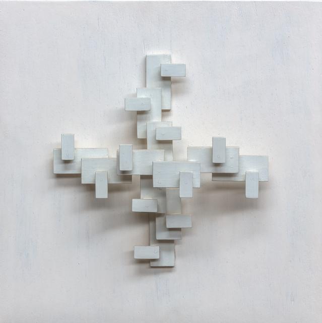 , 'Synthetische Konstruktie W6,' 1958-1967, BorzoGallery