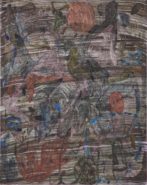 Clare Grill, 'Lake', 2018, Painting, Oil in linen, Nancy Littlejohn Fine Art