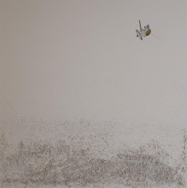 , 'Spacecraft,' 2018, Beacon Gallery