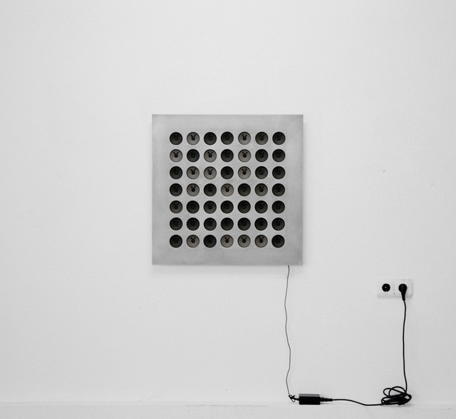 Tristan Perich, 'Interval Study #2: 49 divisions of the minor 2nd from C5 to C#5', 2010, bitforms gallery