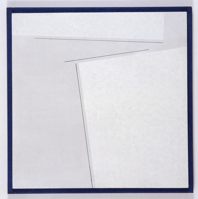 , 'st n°71,' 1976, Galerie Denise René