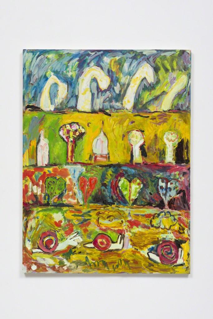 Tetsumi Kudo Painting