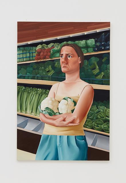 Madeleine Pfull, 'Cauliflower I', 2018, NINO MIER GALLERY