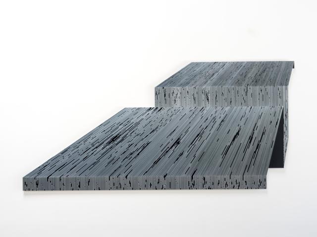 , 'Fold #8,' 2018, DENK Gallery