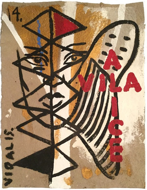 , 'Portrait Series No.14,' 2015, Tiwani Contemporary