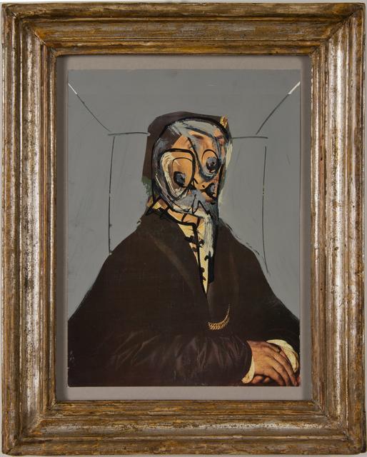 , 'Portrait No. 3 ,' 1974, Simon Studer Art