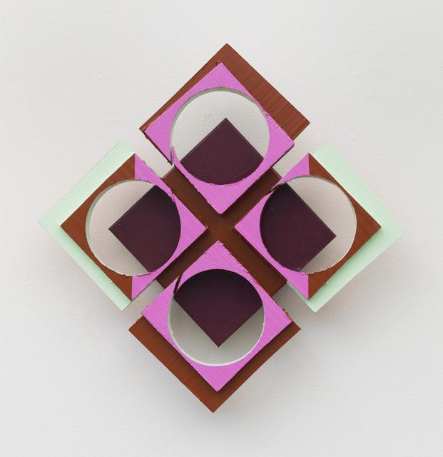 , 'parcheesi,' 2015, Klowden Mann