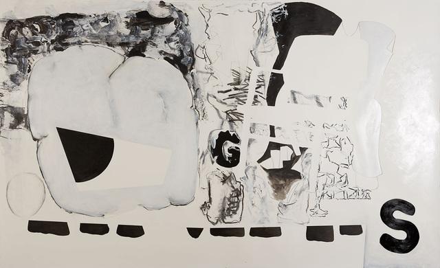 , 'GS,' 2014, David Richard Gallery