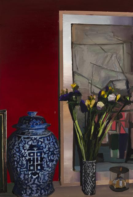 , 'Flower Angles IV,' 2018, Hans Alf Gallery