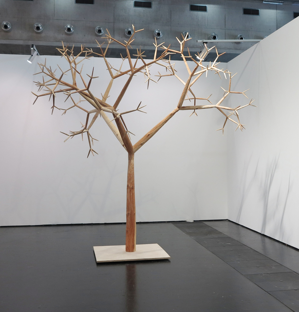 , 'Fractal (Tree),' 2014, ZAK BRANICKA