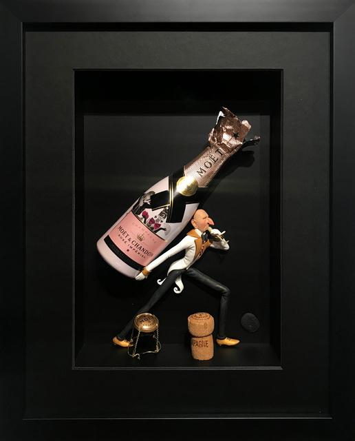 Eva Post Ruben Verheggen, 'Champagne Lover', 2018, A.Style