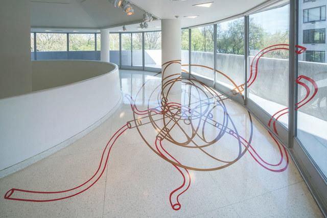 , 'Dust Breeding,' 2011, Guggenheim Museum