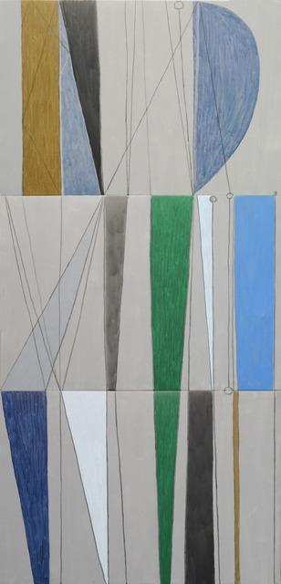 , 'Partido alto Caolin,' 2012, Mercedes Viegas Arte Contemporânea