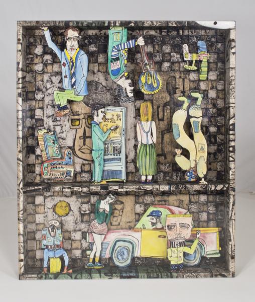 , 'Sweet Tooth,' 1968, David Barnett Gallery