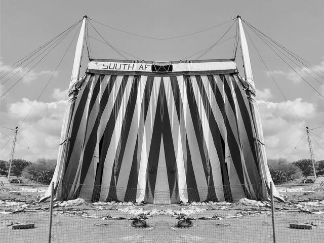 , 'Tent,' 2019, Black Box Publishing