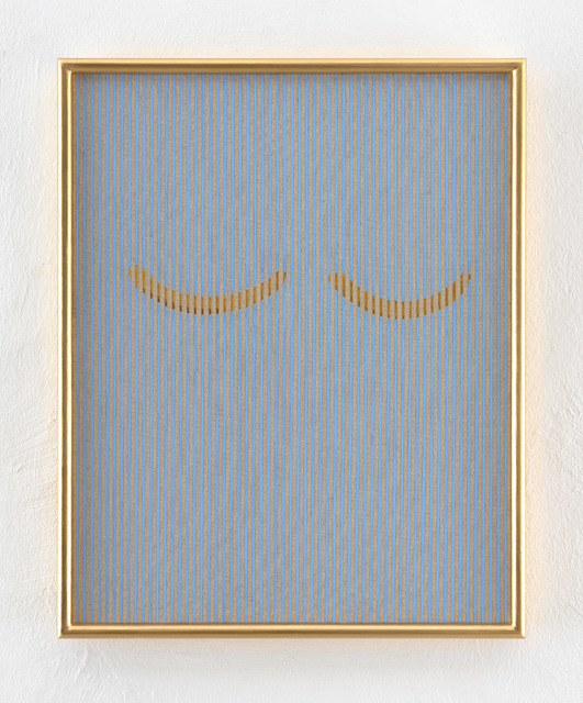 , 'Blue, God, Sleeping, Portrait,' 2018, KEWENIG