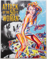 John Stango, Attack of the 50 foot Woman