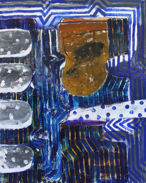 , 'John's Bay Pollution,' 2017, New York Studio School