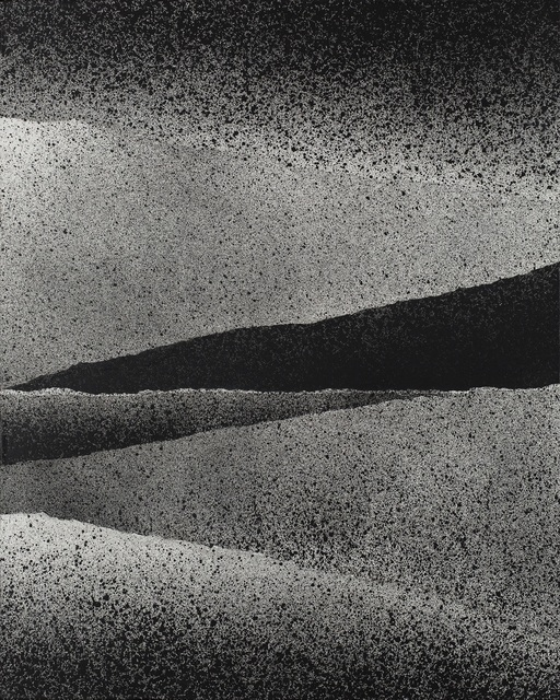 , 'Sea Scape 12,' 2018, David Pluskwa