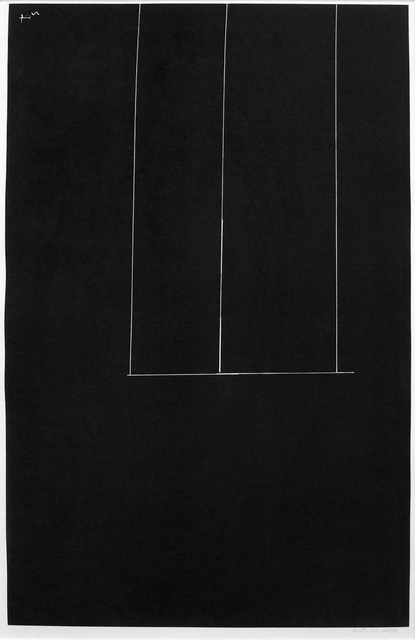 , 'Untitled-Black,' 1971, Collectors Contemporary