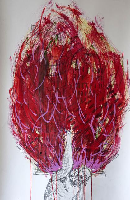 Gilles Rotzetter, 'New York, London, Shanghai, etc. (Atlas Blues)', 2012, Laurent Marthaler Contemporary