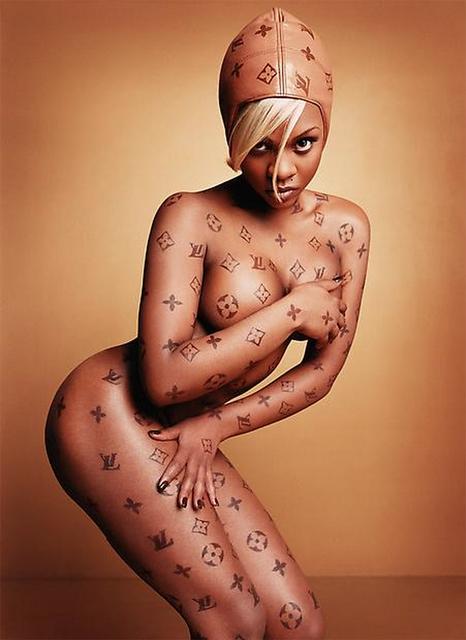 David LaChapelle, 'Lil' Kim: Luxury Item', 1997, Photography, C-Print, Staley-Wise Gallery